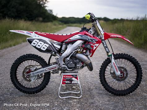 honda cr 125 moto cross 125 cr honda idea di immagine motociclo