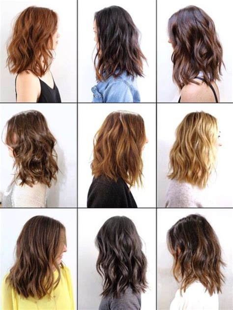 even hair cuts vs textured hair cuts the 25 best textured long bob ideas on pinterest medium