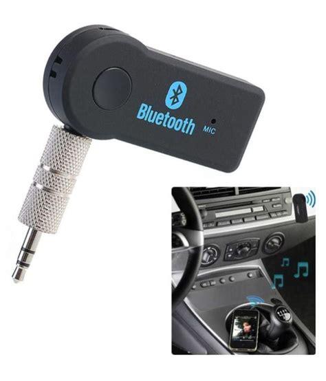 car aux bluetooth receiver  mm pin pair