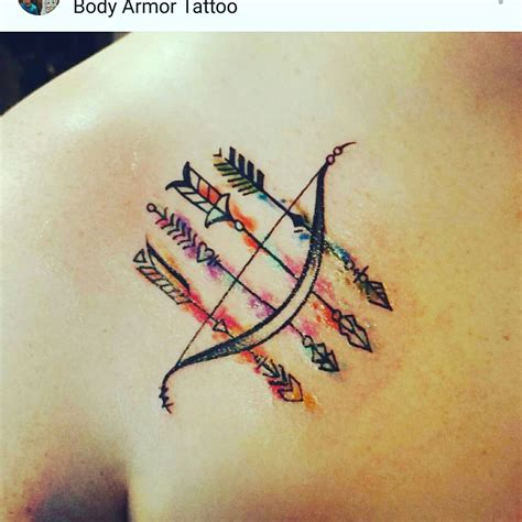 tattoo designs that represent family my new arrow represents each family member