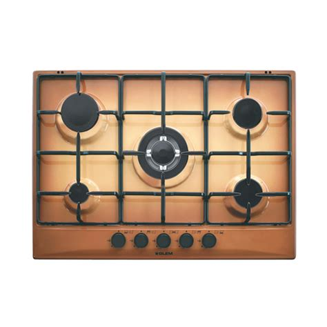 piano cottura 70 cm gt755tf piano cottura 70 cm cottura prodotti glem gas