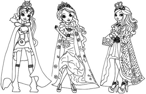 ever after high coloring pages legacy day coloring pages ever after high www imgkid com the