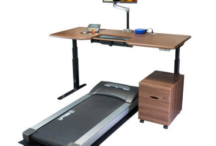 Treadmill Desk Base by Stand Up Desk With Treadmill