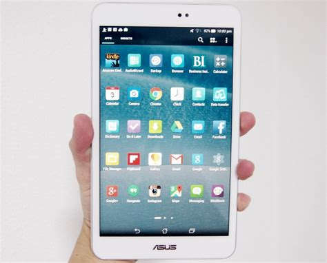 Tablet Asus Memo Pad 8 Me581cl asus memo pad 8 me581cl compact and speedy intel