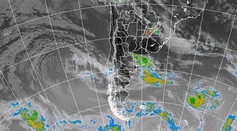 imagenes satelitales smn argentina alerta meteorol 243 gico por lluvias y tormentas intensas