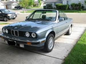 find used 1989 bmw 325i base convertible 2 door 2 5l e30