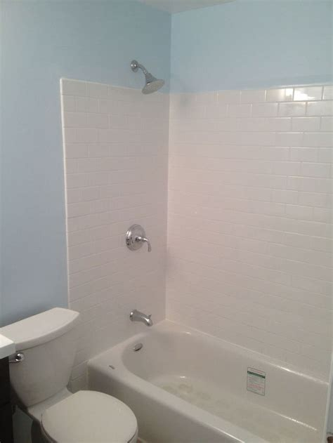 Waterproof Bathroom Tiles by Create A Waterproof Bathtub Wall For Less Than 50 Hometalk