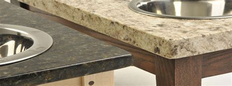 How Thick Are Countertops by Granite Thickness How Thick Should Granite Countertops Be