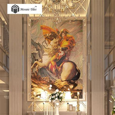 TST Mosaic Murals Famous Picture Napoleon Bonaparte