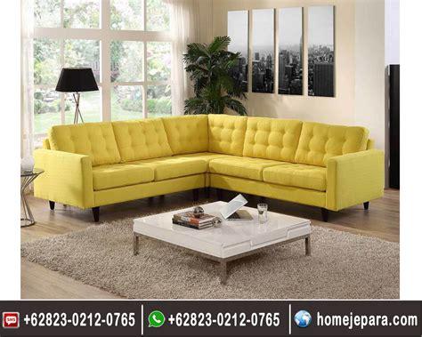 Aneka Sofa Mewah Sofa Sudut Minimalis Modern Mewah 2 Toko Furniture