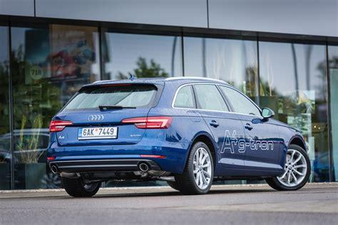 Test Audi A4 by Test Audi A4 Avant G Cng