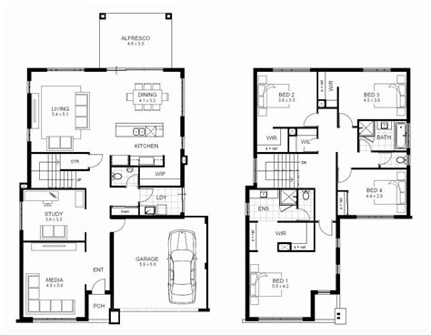 pictures   bedroom house plans  story  house