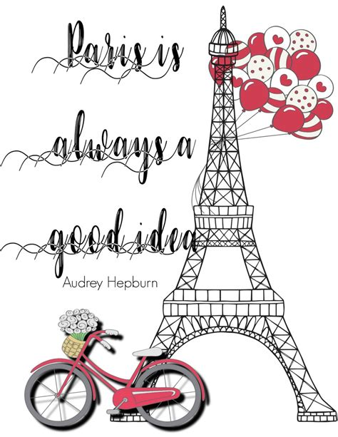 printable paris pictures the answer is chocolate free printable paris is always a