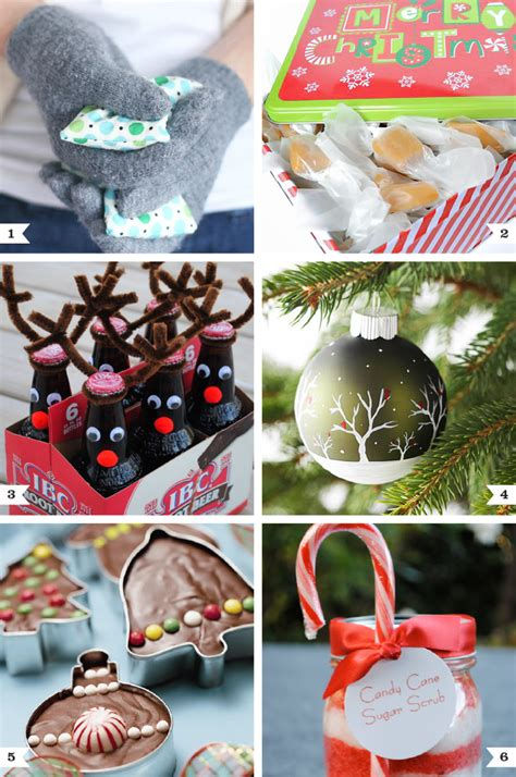 6 homemade inexpensive secret santa gift ideas that work
