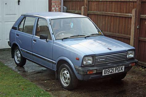 Suzuki Alto Fx My 1985 Suzuki Alto Fx Flickr Photo