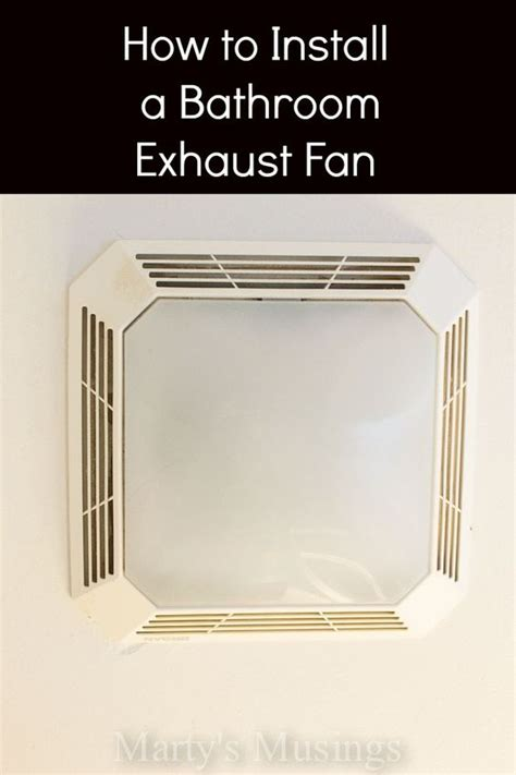 bathroom vent installation bathroom exhaust fan electrical outlets and fans on pinterest