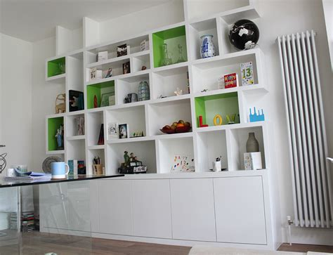contemporary built in bookshelves how to add decorative wall shelves with style midcityeast
