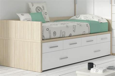 camas compactas  cama nido vasile cama nido  cajones