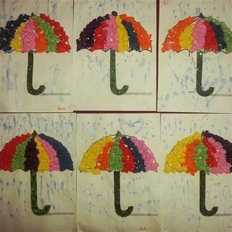 march craft ideas for umbrella craft idea for 1 march preschool weather
