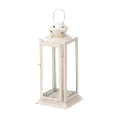 white starlight candle lantern wholesale at koehler home decor