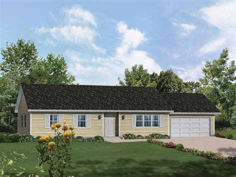 2 Bedroom 2 Bath Floor Plans crawford ranch home plan 001d 0023 house plans and more