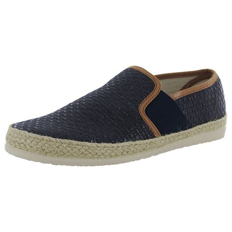 steve madden mens slippers steve madden mens kahale slip on espadrille loafer shoes