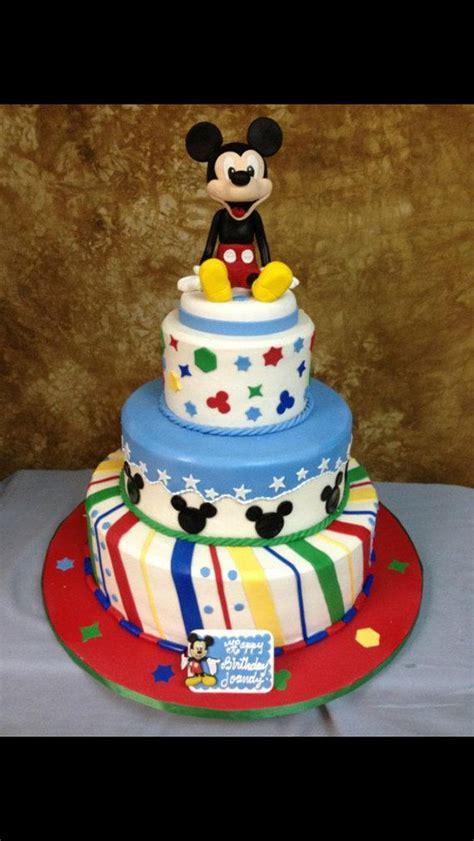 Mickey Mouse Cake Decorations by Mickey Mouse Cake Topper By Paolascreations On Etsy 45