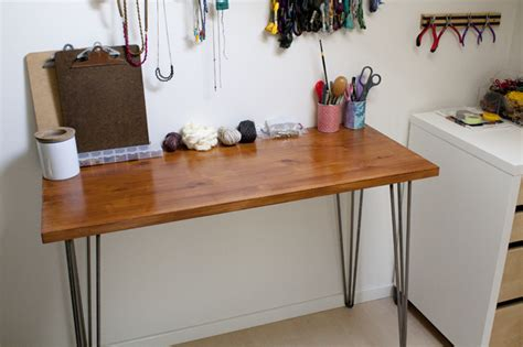 Diy Table Desk by Diy Desk