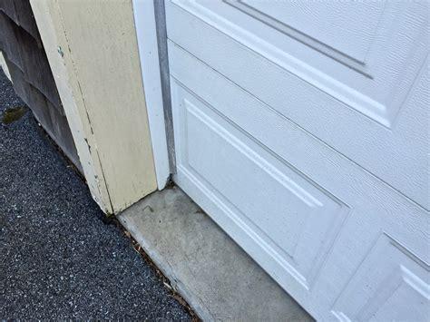garage door insulation question homeimprovement