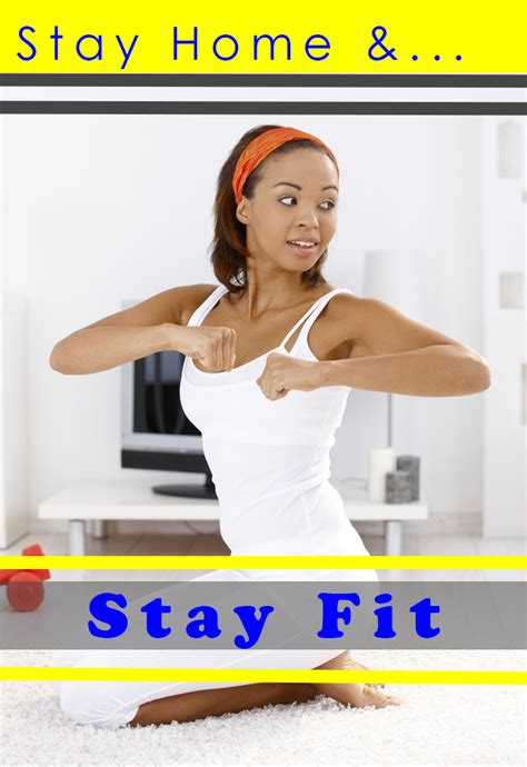 stay home stay fit the co reportthe co report