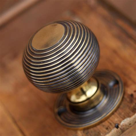 Metal Door Knob by Vintage Door Knobs