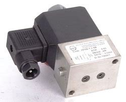 Sub Base Mounted Valve 5 2 Iso5599 1 Iso 2 Valve Univer Be 4020 2 port solenoid valve 2 port direct acting normally