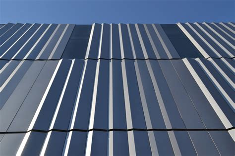 Corrugated Metal Cladding Transparency By Design Weiss Manfredi S Nanotechnology