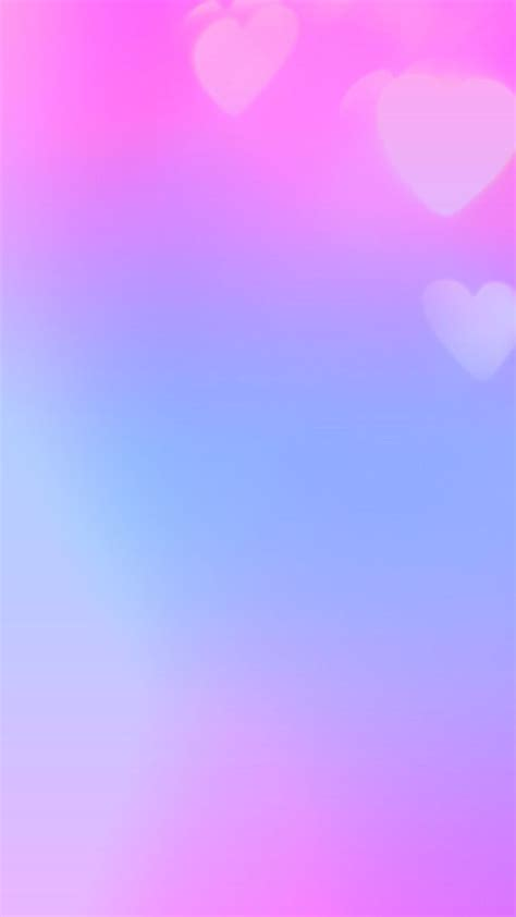 wallpaper pink android heart wallpaper ombre gradient iphone background
