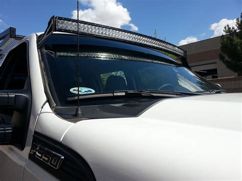Roof Mounts For Rds Series Curved Led Light Bars By Rigid F250 Led Light Bar Mount
