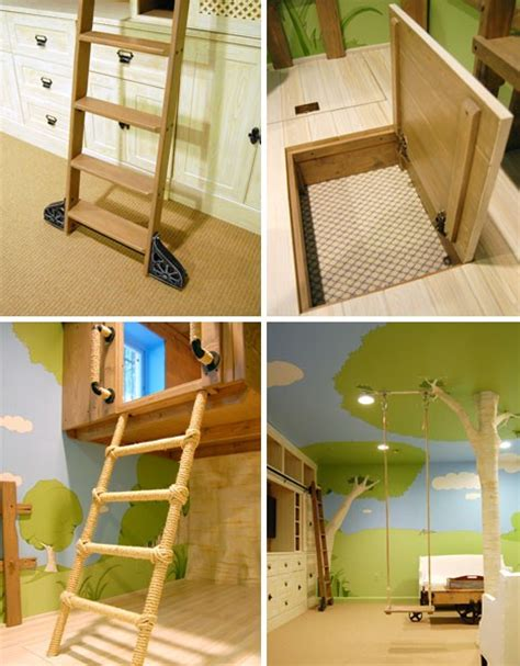 kids bedroom treehouse 16 fun kids room ideas will make you want to shrink