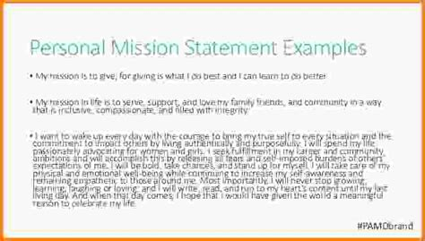 personal brand statement template personal branding statement exles r s brand positioning