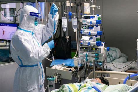 pekerja medis terinfeksi virus corona
