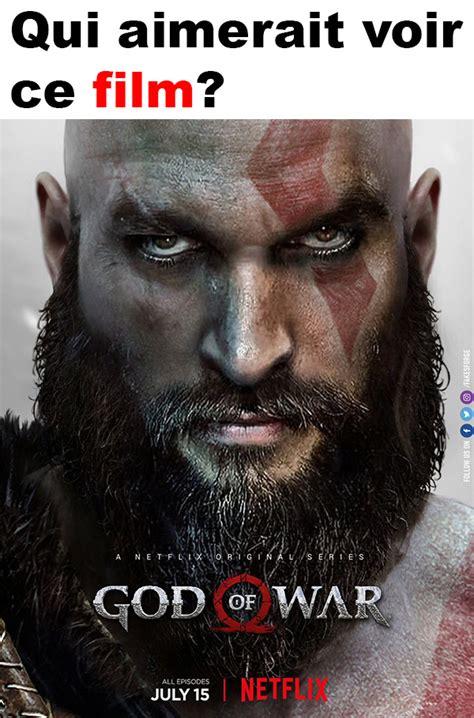 cerita film god of war un film god of war geekqc ca