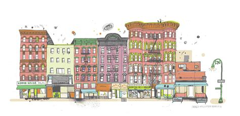 draw building one man s quest to draw 900 000 buildings in new york city