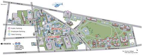 Campus Map   Hartford Hospital