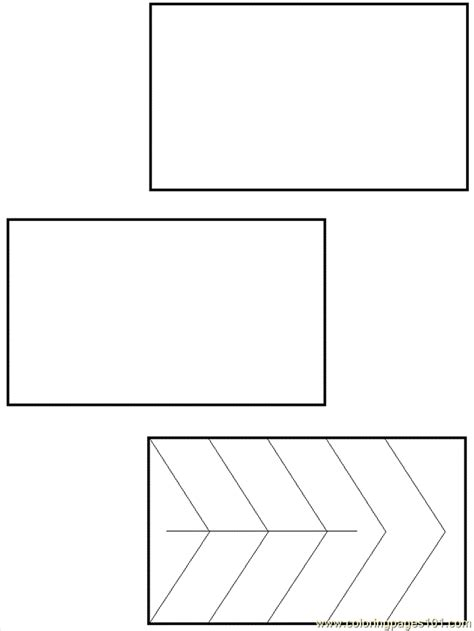 printable rectangle shapes coloring pages b snake rectangles 2 architecture gt shapes