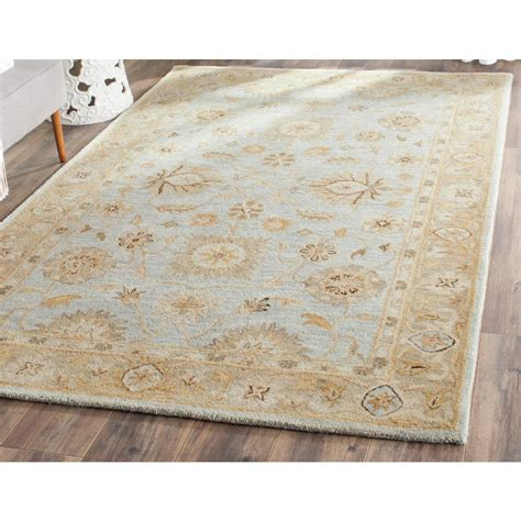 light teal area rug home decorators collection vogue teal blue 5 ft x 8 ft