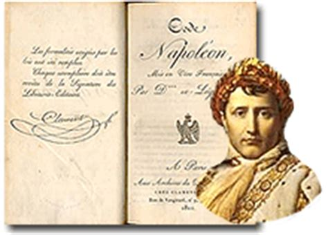 Calendrier Napoleonien 21 Mars 1804 Publication Du Code Civil Ou Code Napol 233 On