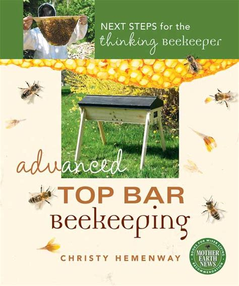 mother earth news advanced top bar beekeeping