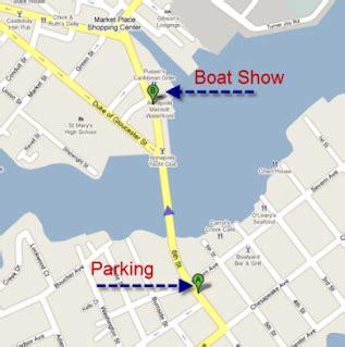 parking for annapolis boat show annapolis boat show parking