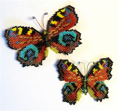 beaded butterfly craft beaded butterflies beaded beaded crafts set kit