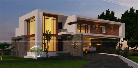 What Home Design Style Am I by Luxury Contemporary Style House Concept Amazing