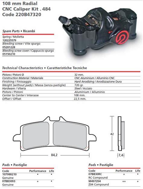 Caliper Kit Rem Apv brembo hp calipers brembo monobloc m4 gp4rx calipers free express shipping