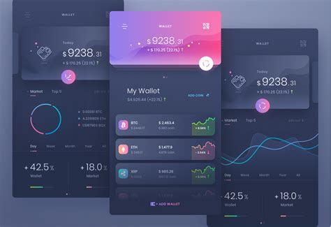 mobile interface design 10 mobile app interface designs for your inspiration